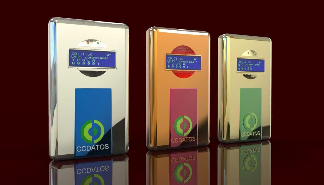 CCDP 2.0 – Pantalla 2.0″ Colores 1