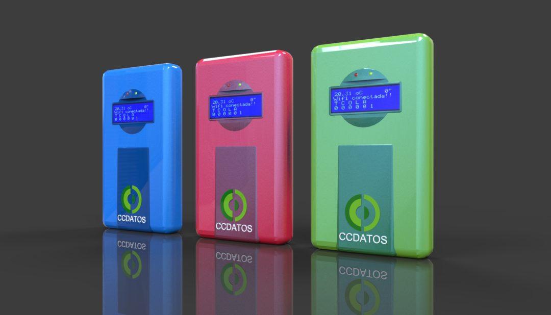 CCDP 2.0 – Pantalla 2.0″ Colores