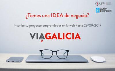 Presentación Proyecto ViaGalicia