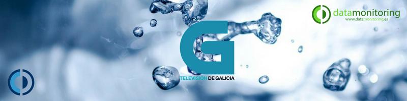Germán Feijoo, nuestro CIO explicando en que consiste Datawater | Reportaje TVG