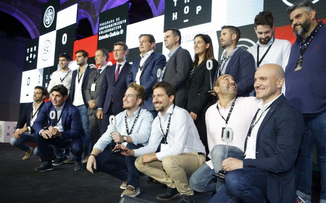 DataMonitoring StartUp ganadora de «The Hop»