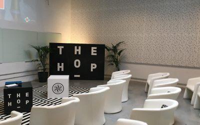 Networking en TheHop, presentación de estado de Proyecto Piloto #DataBeer para Estrella Galicia